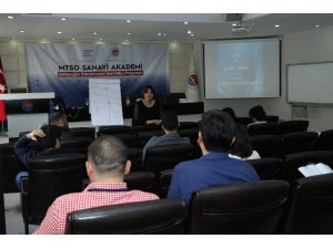 MTSO Sanayi Akademi'nin 4'nücü dönem eğitimleri başlıyor