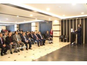 """BUCAKTSO'da  """"İstihdam Seferberliği 2019"""" semineri verildi"""