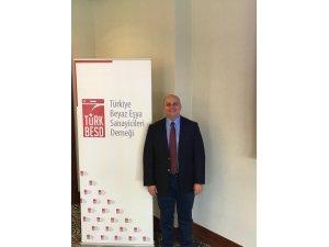 TÜRKBESD'in yeni başkanı Can Dinçer oldu