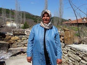 Hisarcık tarihinin ilk kadın muhtarı