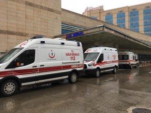 Siirt'te sobadan çıkan gaz nedeniyle 2 çocuk zehirlendi