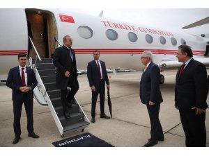 Dışişleri Bakanı Çavuşoğlu, Washington'da