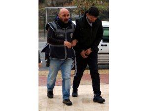 Antalya'da cinayet şüphelisi 2 sene sonra yakalandı