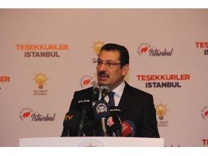 """AK Parti Genel Başkan Yardımcısı Yavuz: """"Hangi hakla kendini başkan ilan ediyorsun"""""""