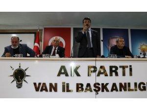 AK Parti Van'da 5 ilçede seçim sonuçlarına itiraz etti