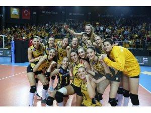 VakıfBank, CEV Şampiyonlar Ligi Yarı Final'de avantaj peşinde
