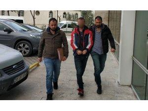 41 paket bonzai ile yakalanan 2 kişi tutuklandı