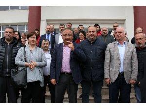 Yalova'da seçimi 332 oy farkla CHP'li Vefa Salman kazandı