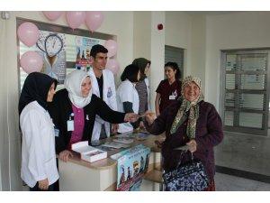 Karaman'da 1-7 Nisan Kanser Haftası etkinlikleri