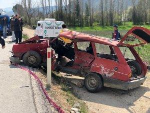Burdur'daki trafik kazasında ölü sayısı 2'ye yükseldi