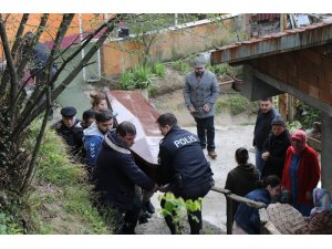 Zonguldak'ta cinayet iddiası: 1 ölü