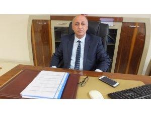 Burhaniye'de yeni Nüfus Müdürü göreve başladı