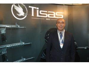 TİSAŞ Diyarbakır'da silahlarını tanıttı