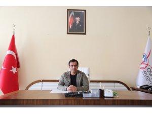 Sarıgül, Ovacık'ta Komünist Başkandan görevi devraldı