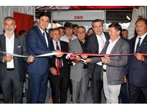 9. Fethiye Tarım ve Hayvancılık Fuarı açıldı