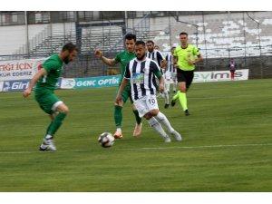 TFF 2. Lig: Fethiyespor:  0 - Kırklarelispor 2