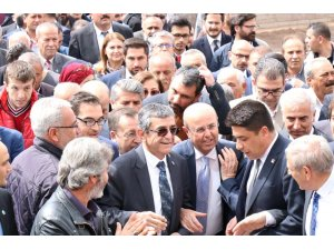 Kırşehir'de 25 yıl sonra gelen Belediye Başkanlığı sevinci