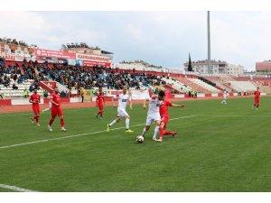 TFF 2. Lig: Kahramanmaraşspor: 3 - Zonguldak Kömürspor: 0