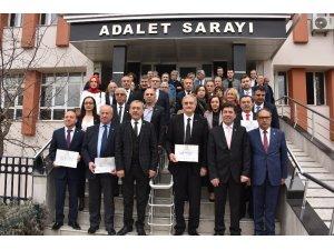 Bozüyük Belediye Meclis üyeleri belli oldu