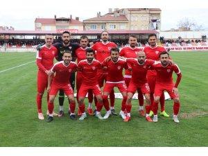 Nevşehir Belediyespor: 1 Gebzespor:1