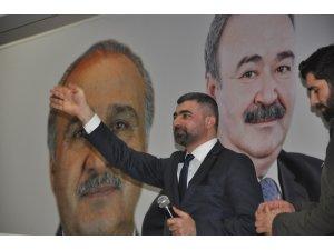 """AK Parti Mardin İl Başkanı Kılıç: """"Mardin'de ilk defa 5 ilçeyi AK Parti belediyeciliği ile buluşturduk"""""""