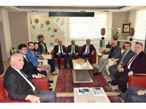 AK Parti'den Başkan Ergün'e tebrik