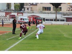 Spor Toto 1. Lig: Hatayspor: 3 - Birevim Elazığspor: 1