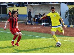 TFF 3. Lig: Fatsa Belediyespor: 0 - Anagold 24 Erzincanspor: 1