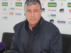 Hatayspor - Birevim Elazığspor maçının ardından