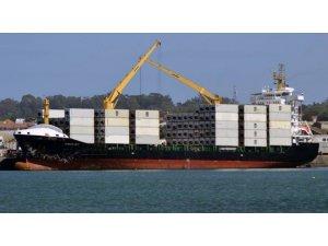 Nijeryalı korsanlar Ukrayna gemisini soyup mürettebatı kaçırdı