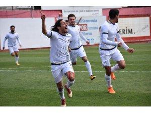 TFF 2. Lig Kırmızı Grup: Menemen Belediyespor: 2 - Etimesgut Belediyespor: 3