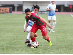 TFF 3. Lig 2. Grup: Karşıyaka 0 - Bergama Belediyespor 2