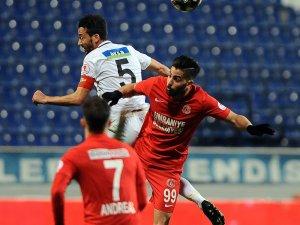 Ziraat Türkiye Kupası: Ümraniyespor: 0 - Akhisarspor: 1 (Maç sonucu)
