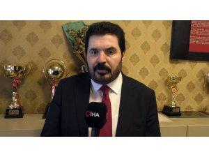 """Ağrı Belediye Başkanı Sayan: """"İstanbul ve Ankara seçimlerinde yüzde yüz hile var"""""""