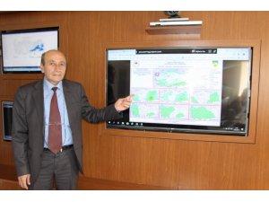 Doğu Karadeniz için çiftçilere Meteoroloji'den Nisan ayında don uyarısı