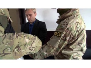 Kırım'da belediye başkanı yolsuzluktan gözaltına alındı