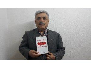 Eskişehirli şair Veysel Ünverdi'nin yeni şiir kitabı yayınlandı