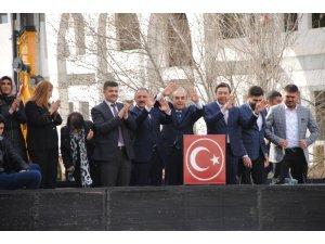İlçe Belediye Başkanları mazbatalarını aldı