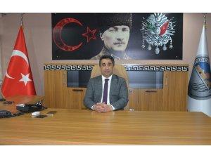 Tercan Belediye Başkanı Lokman Gültekin göreve başladı