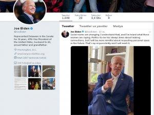 Tacizle suçlanan Joe Biden'dan açıklama