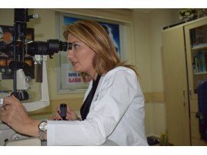 Sarı nokta hastalığı yüksek oranda görme kaybına yol açıyor