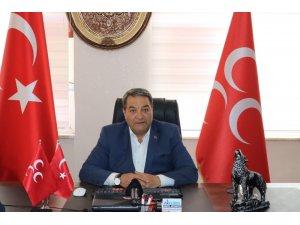 Milletvekili Fendoğlu, Türkeş'i andı