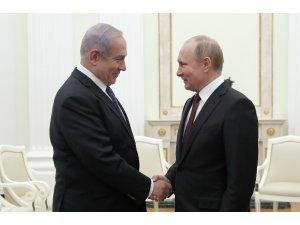 Netanyahu, Putin'le Suriye'yi görüşecek