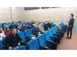 Muş'ta 'Kısa Süreli Çözüm Odaklı Terapi' eğitimi