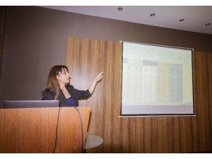 """Sanayicilere """"Trade Map Kullanımı ve Dış Ticaret Pazar Analizi"""" eğitimi"""