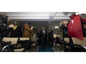 Başkan Büyükkılıç'tan AK Parti'ye teşekkür ziyareti