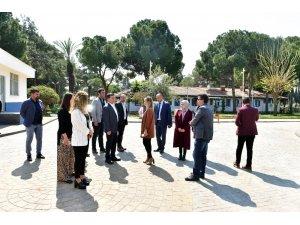 Kepez'de 23 Nisan hazırlıkları başladı
