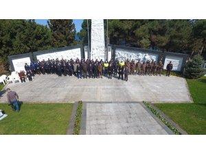 Sinop'ta Polis Haftası etkinlikleri