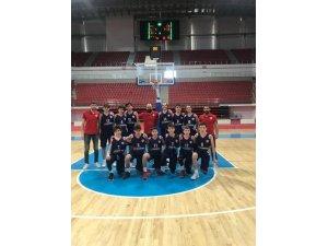 Karesispor U14'den büyük başarı