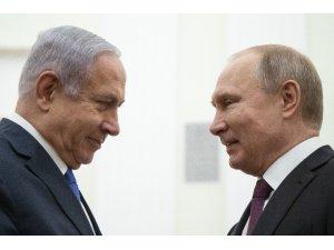 Netanyahu, Putin ile görüştü